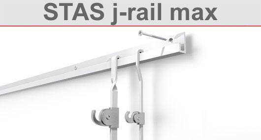 STAS J-Rail Max