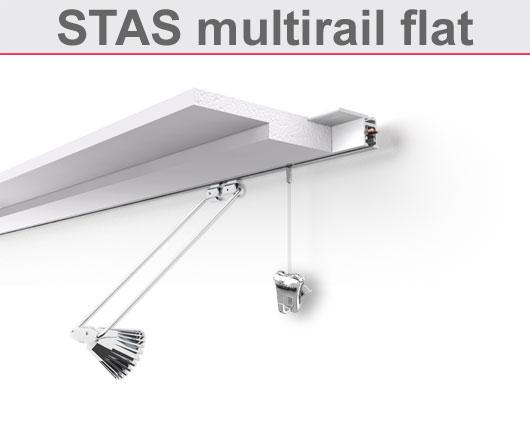 STAS Multirail Flat