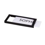 papergrip Schild (Namensschild)