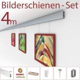Komplett-Set cliprail | 4 Meter