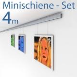 Komplett-Set minirail | 4 Meter